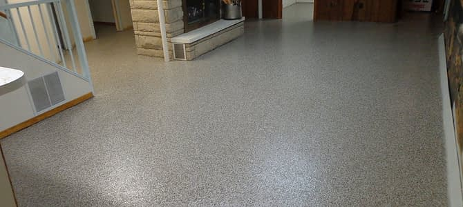 The Benefit of Polished Concrete Flooring