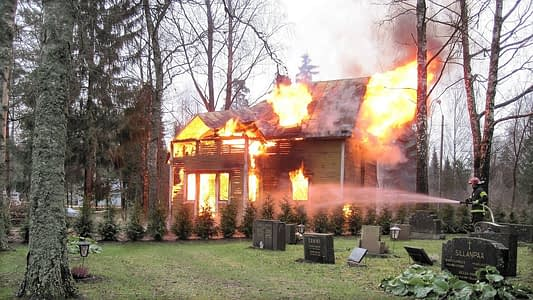 Five Essential Precautions You Should Take Against A House Fire