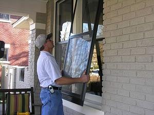 window fixing