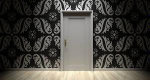luxury door